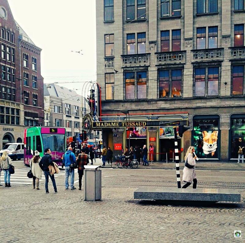 Amsterdam cosa vedere Madame Tussaud
