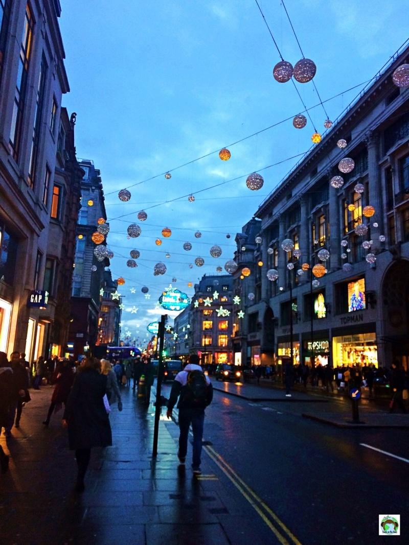 Cosa vedere a Londra in 3 giorni Oxford Street