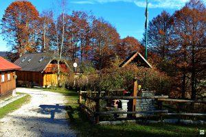Villaggio Cimbro sul Pian del Cansiglio
