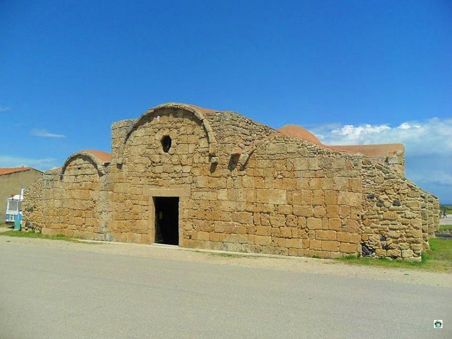 Chiesa di San Giovanni a Cabras Sardegna