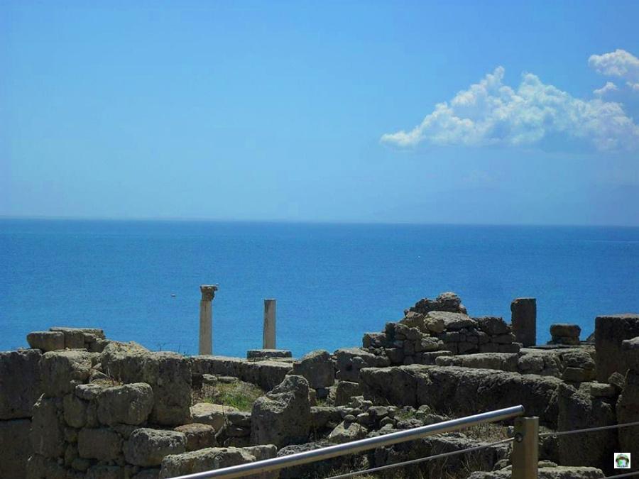 Cosa vedere in Sardegna sito archeologico di Tharros