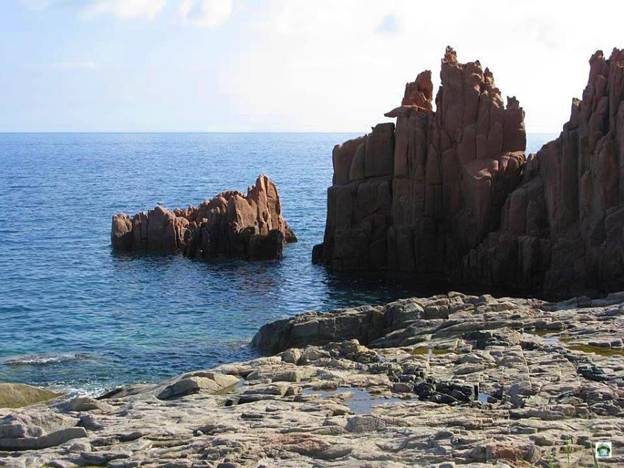 Sardegna mare golfo di Arbatax