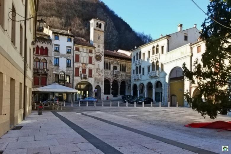 Piazza Flaminio Vittorio Veneto