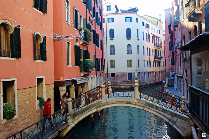 come girare a Venezia