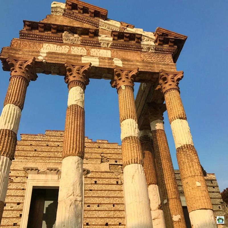 Capitolium cosa vedere a Brescia