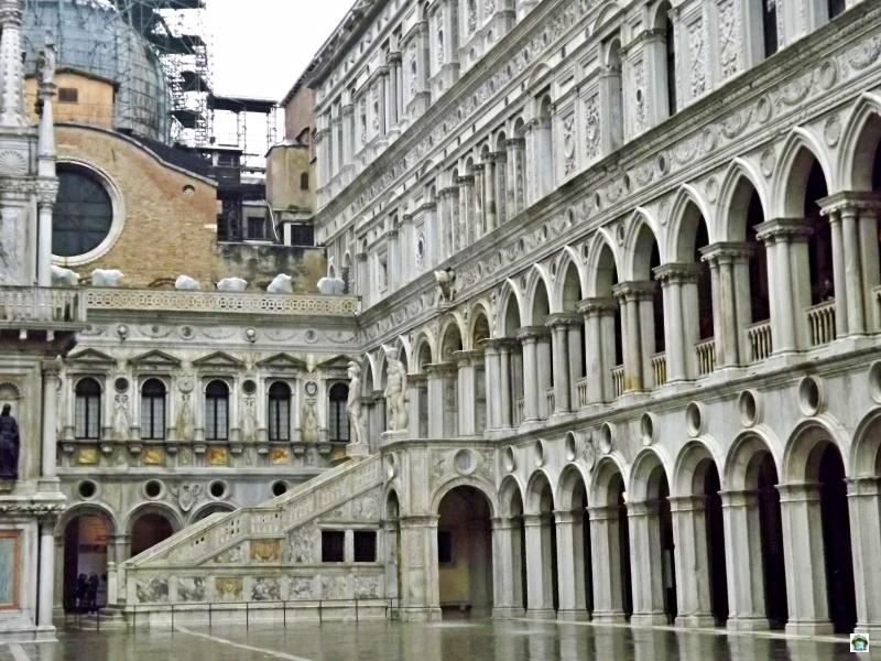Cortile interno Palazzo