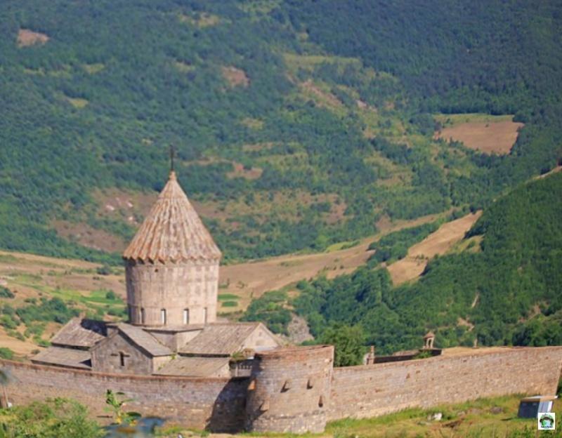 Amenia cosa vedere Monastero di Tatev