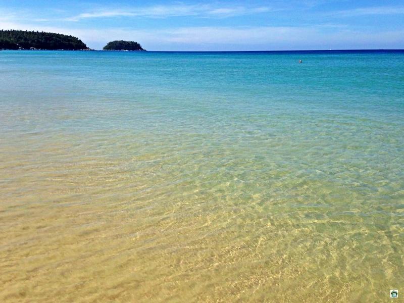 Mare e spiagge in Thailandia