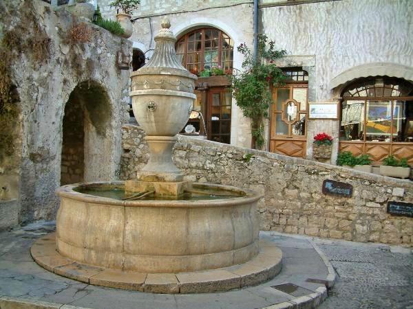 Saint Paul de Vence borgo Costa Azzurra