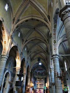 Il Duomo di Salò all'interno