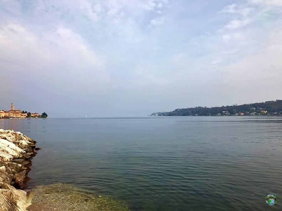 Cosa vedere a Salò panorama del lago di Garda - Cocco on the road