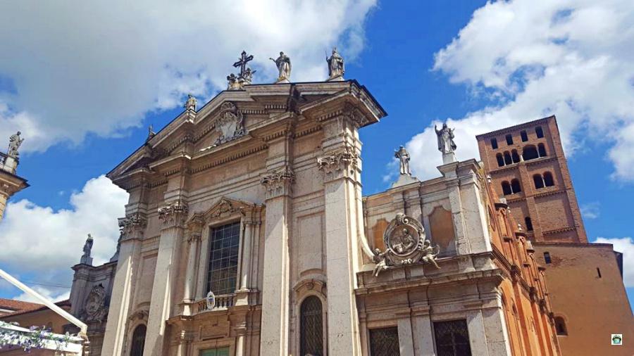 Cosa vedere a Mantova in un giorno il Duomo - Cocco on the road