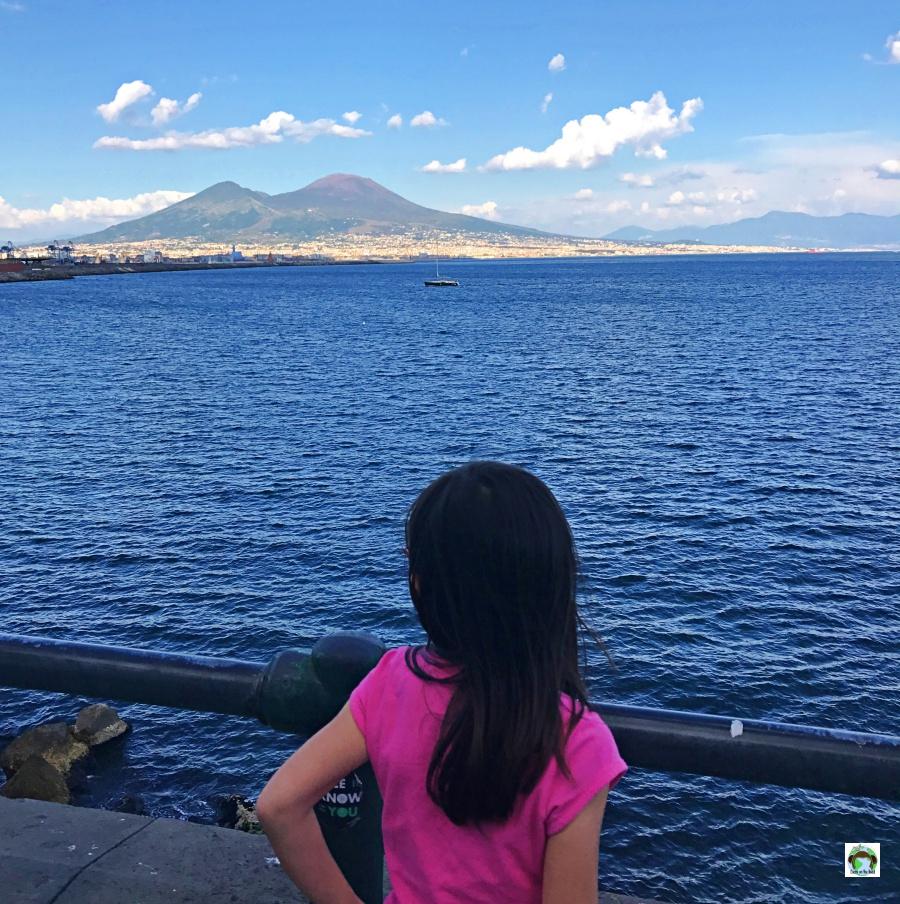 Cosa vedere a Napoli il Vesuvio