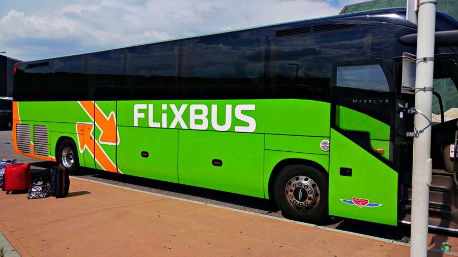 Flixbus - Cocco on the road