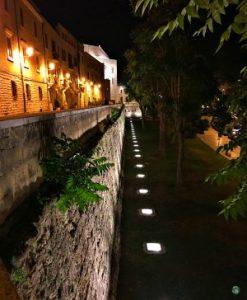 Le mura di Bari Vecchia
