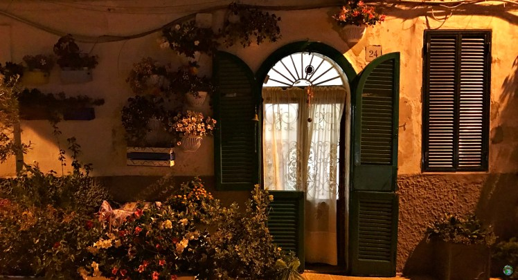 Tipica casa a Bari Vecchia