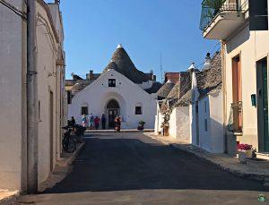 Trullo sovrano Alberobello