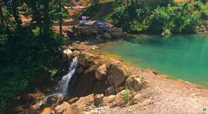 cascate parco Fucine Casto