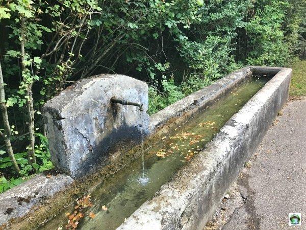 fontana parco Fucine Casto