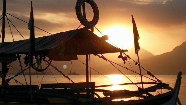 tramonto Filippine visitare
