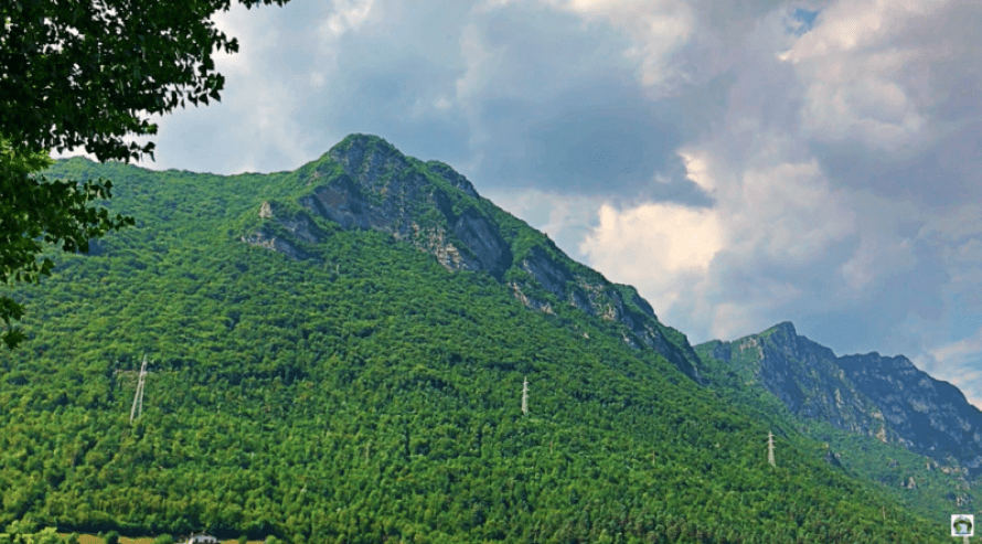 panorama lago d'Idro