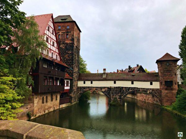 Norimberga e i suoi ponti