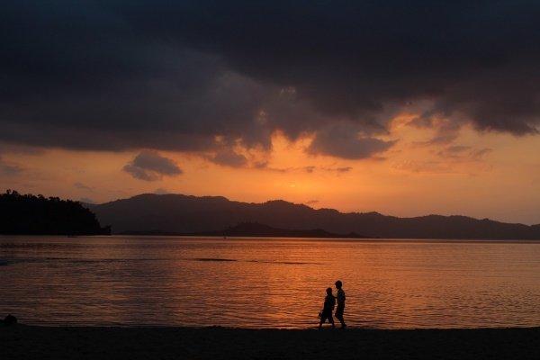 spiagge visitare Filippine