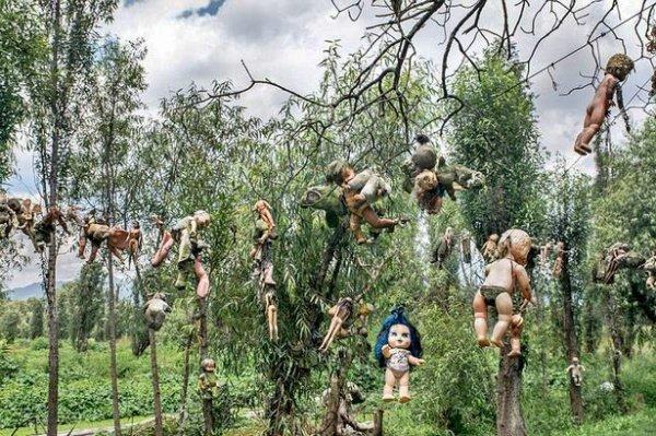 Halloween Isola delle bambole Messico