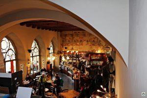 Caffé della Funicolare Bergamo Alta