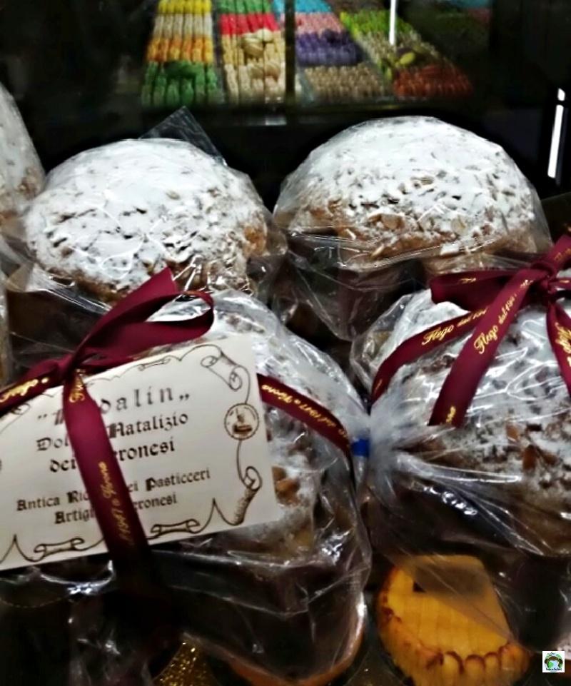 Dolci natalizi a Verona