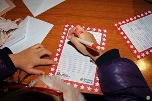 lettera Casa di Babbo Natale Trentino