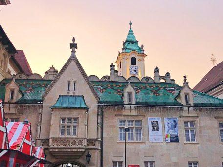 Bratislava cosa vedere guida completa