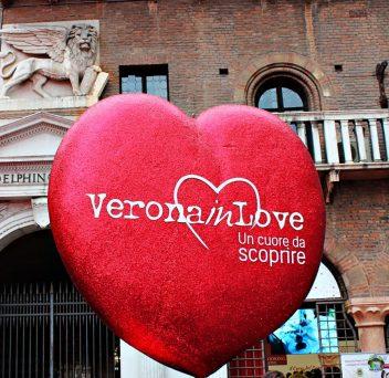 Cuore Verona in love - Cocco on the road