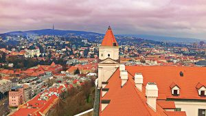 Torre della Corona Bratislava - Cocco on the road