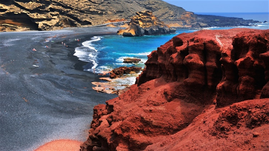 Isole low cost Lanzarote - Cocco on the road