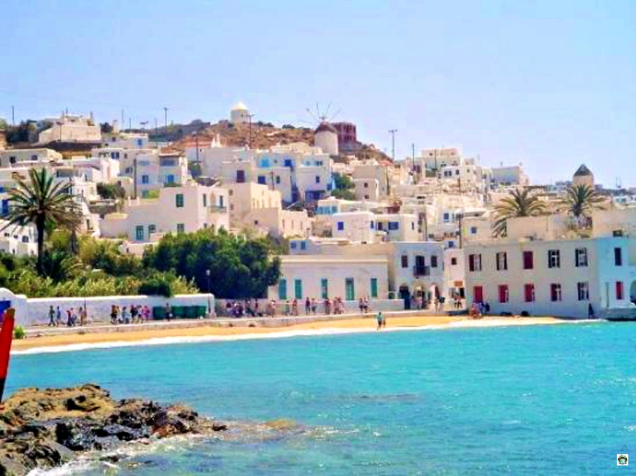 Isole low cost Mykonos - Cocco on the road