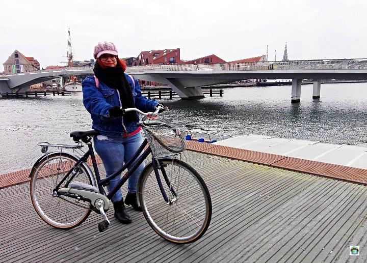 5 cose da fare a Copenhagen andare in bici - Cocco on the road