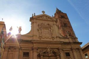 Chiesa San Ambrogio Varazze - Cocco on the road