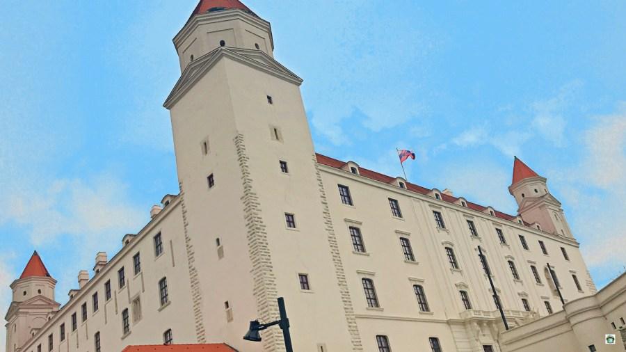 Crociera sul Danubio cosa vedere a Bratislava