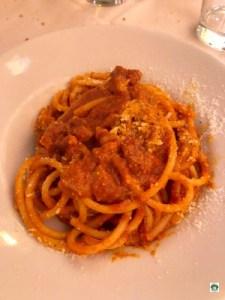 Dove mangiare l'amatriciana a Roma - Cocco on the road