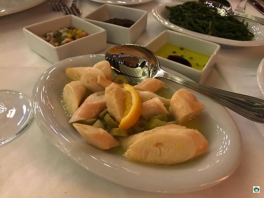 Meos restaurant Istanbul