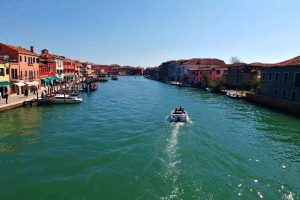 Murano, Burano - Cocco on the road