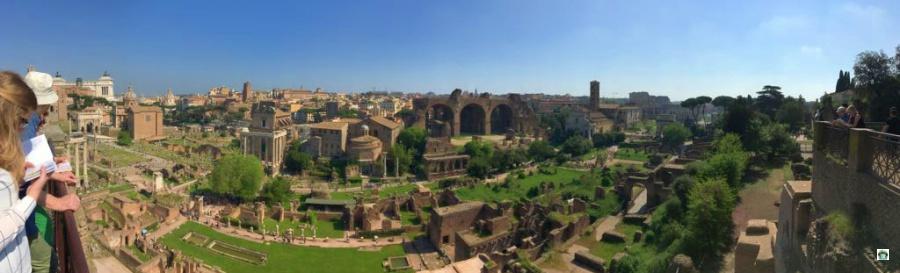 Fori Imperiali di Roma