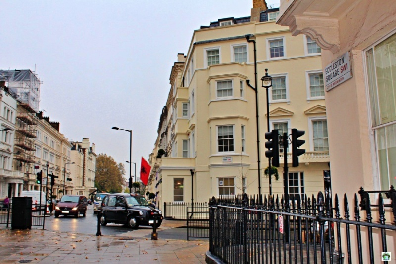 case a Londra