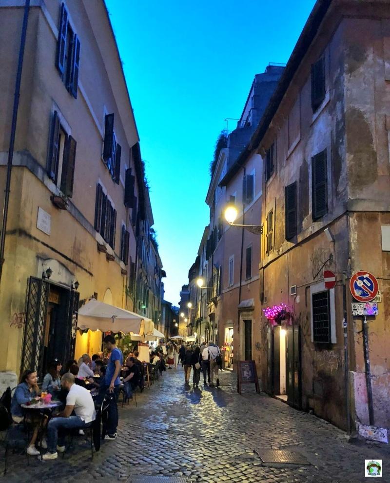 scambio casa Roma
