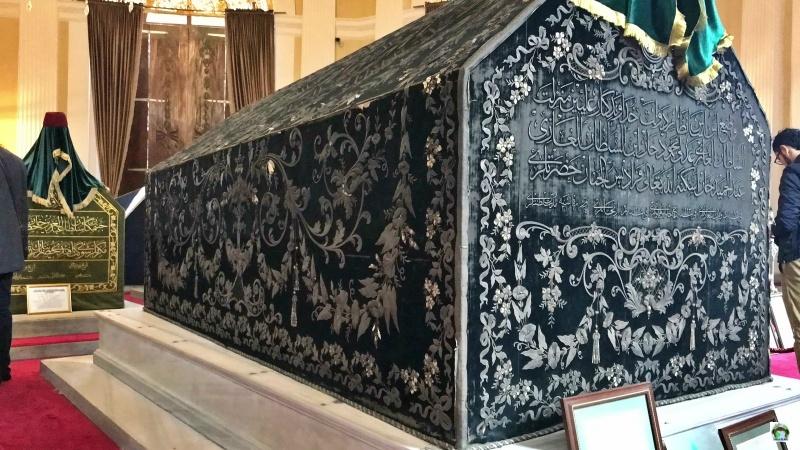 tomba del Sultano