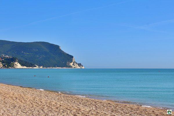 spiaggia Riviera del Conero