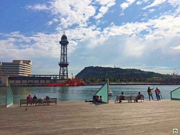 Cosa fare a Barcellona low cost mare