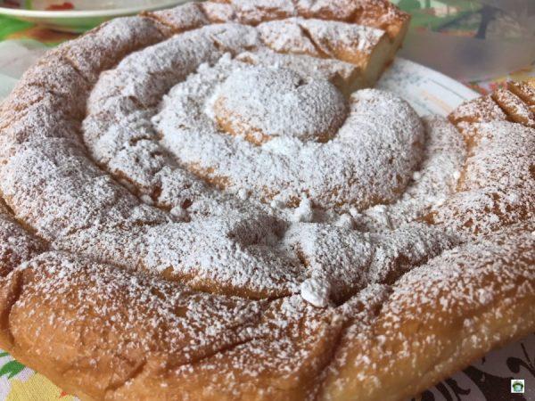 Einsamada dolce tipico di Minorca