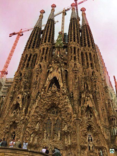 Sagrada Familia senza spendere troppo